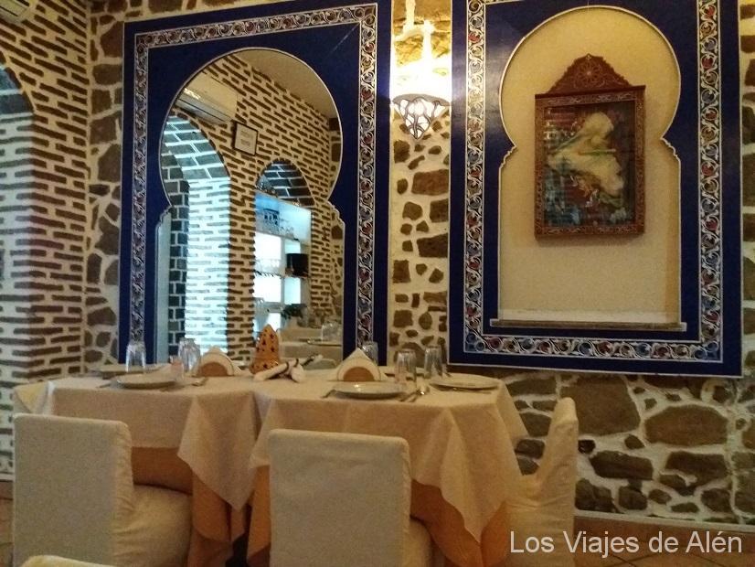 restaurante Al Magrhebia en Asilah