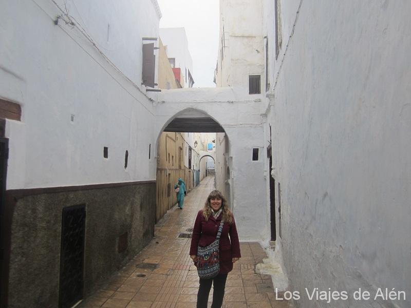 El Embrujo De Las Calles De Rabat