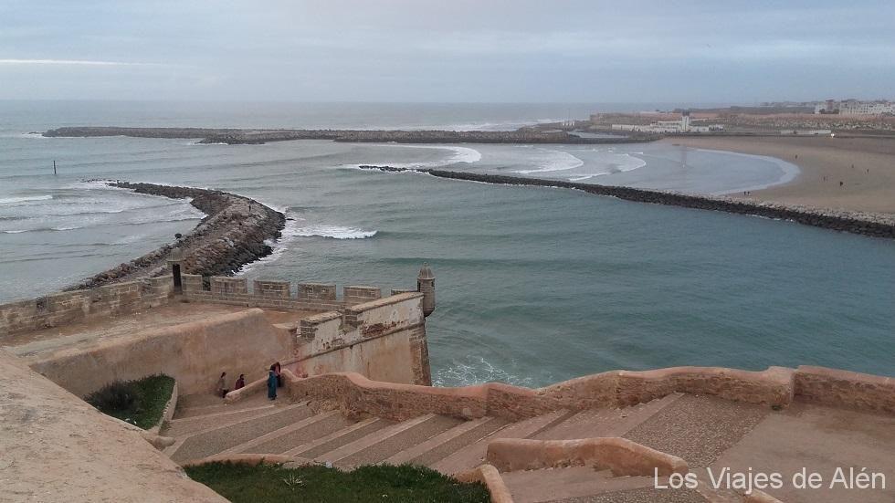 Ría Que Separa Rabat Y Salé