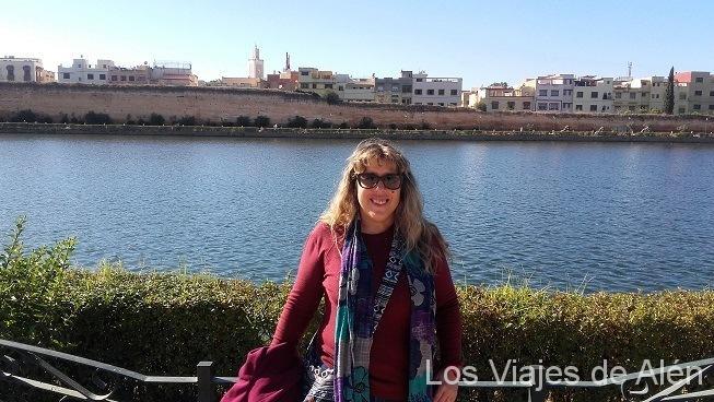 Estanque de Agdal, Meknes