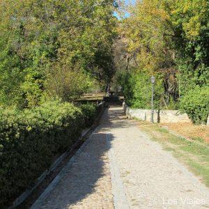 Llegando Al Puente De Los Huertos