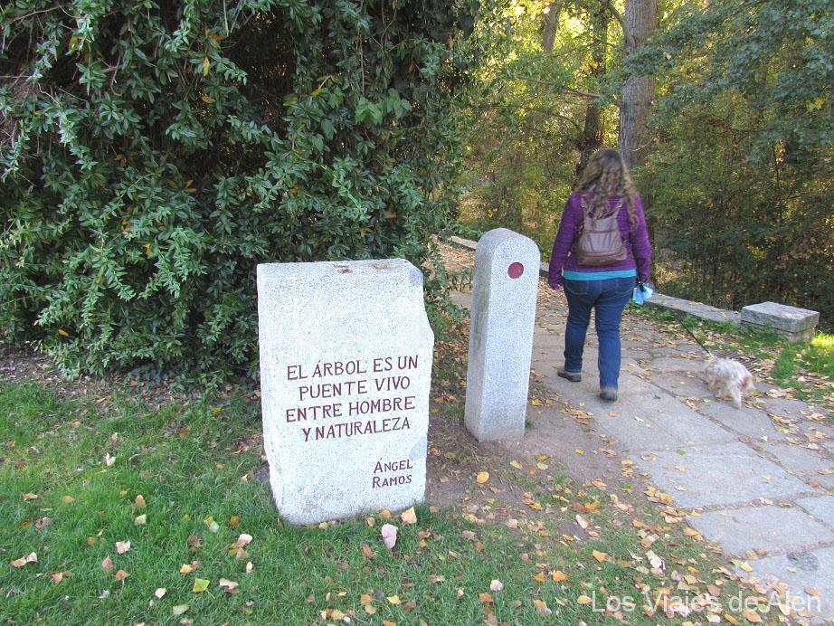 Segovia camino