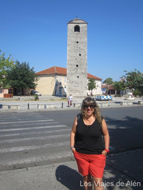 torre del reloj, Podgorica