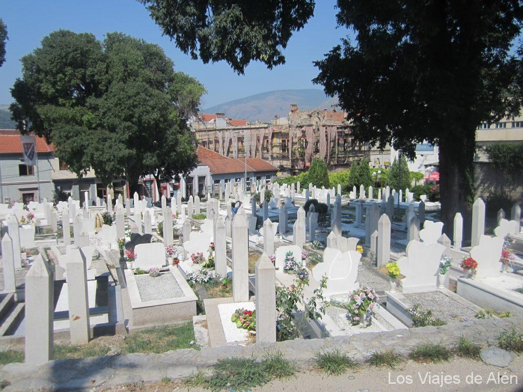 cementerio de mostar