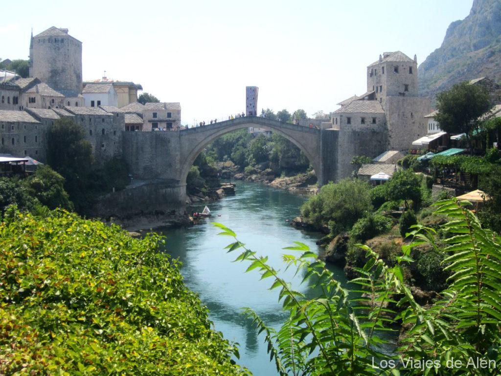 qué ver en Mostar: Stari Most