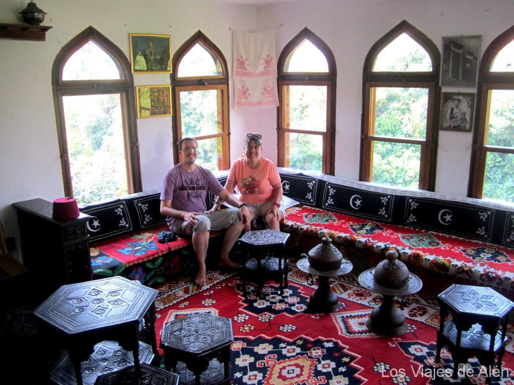 Mostar, casa turca