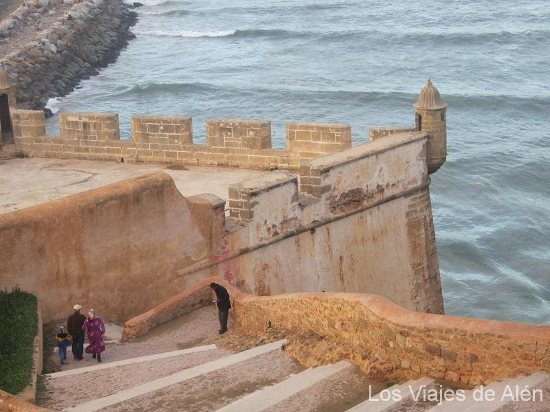 murallas de Rabat