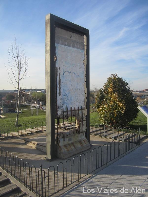 Trozo Auténtico Del Muro De Berlín