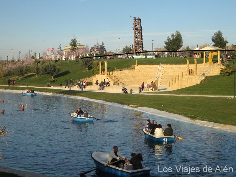 Parque Europa de Torrejón