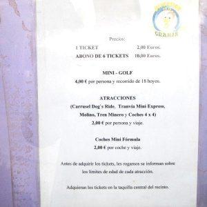 Horarios Atracciones Parque Europa De Torrejón