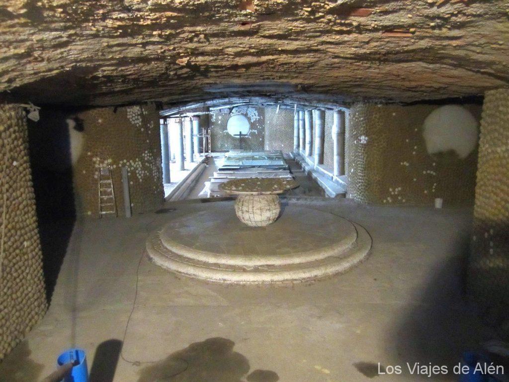 Cripta de la Catedral de Justo