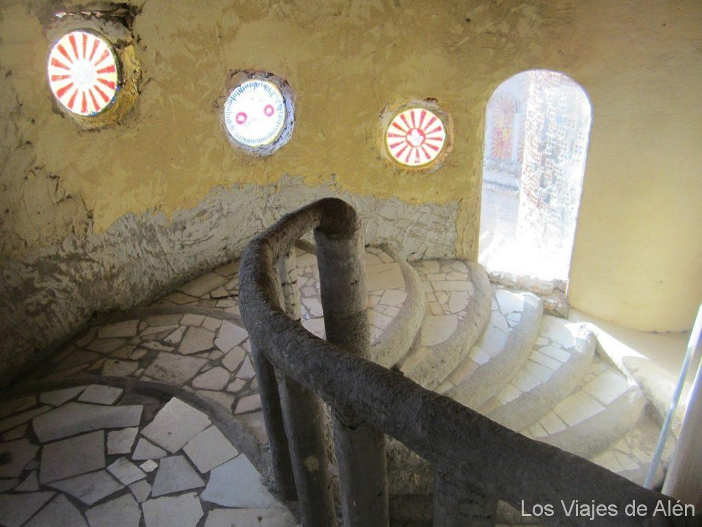 escaleras Catedral de Mejorada del Campo