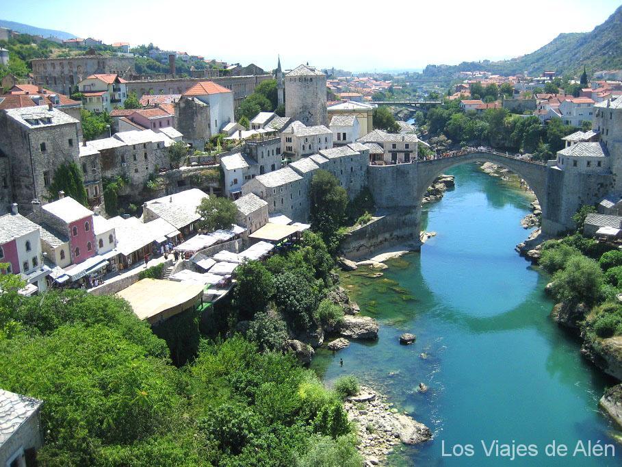 Mostar, Vista General