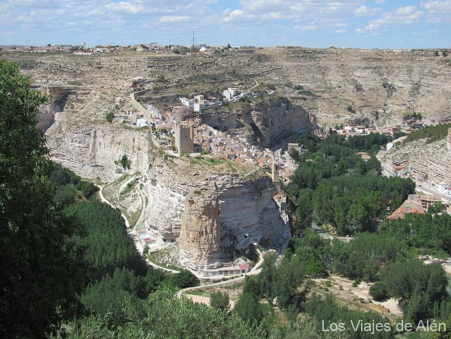 Hoz del río Júcar con Alcalá del Júcar