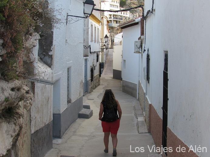 Las Calles Estaban Cada Vez Más Desiertas A Medida Que Subíamos