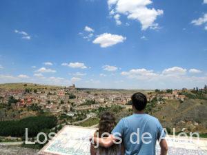Mirador de Sepúlveda (Segovia)