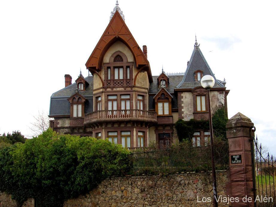casa del duque en Comillas