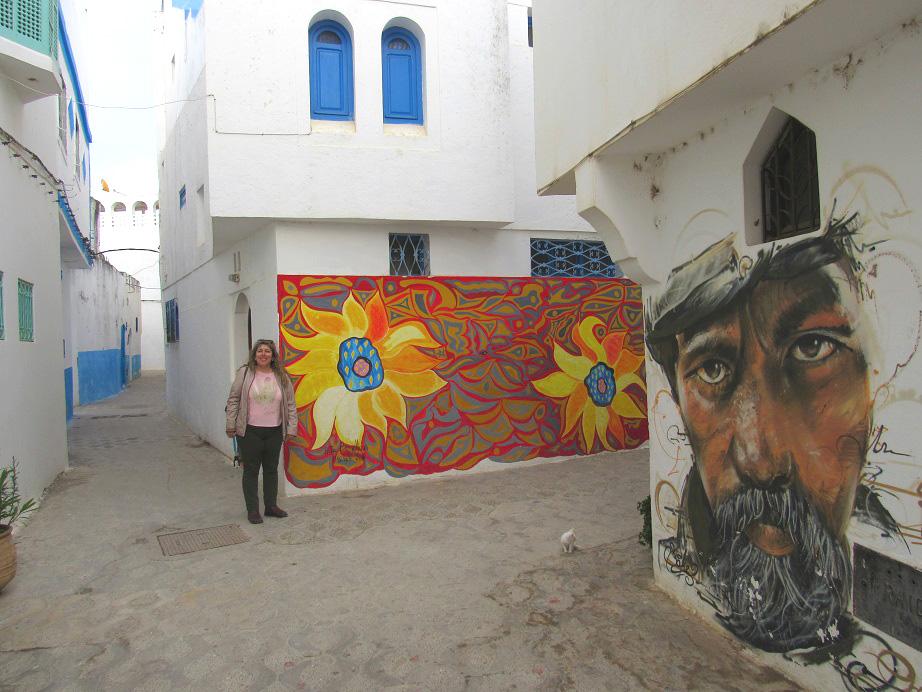 Grafitis En Asilah