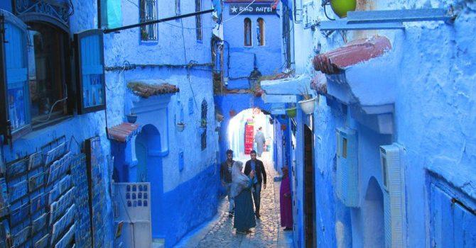 Viaje Por El Norte De Marruecos