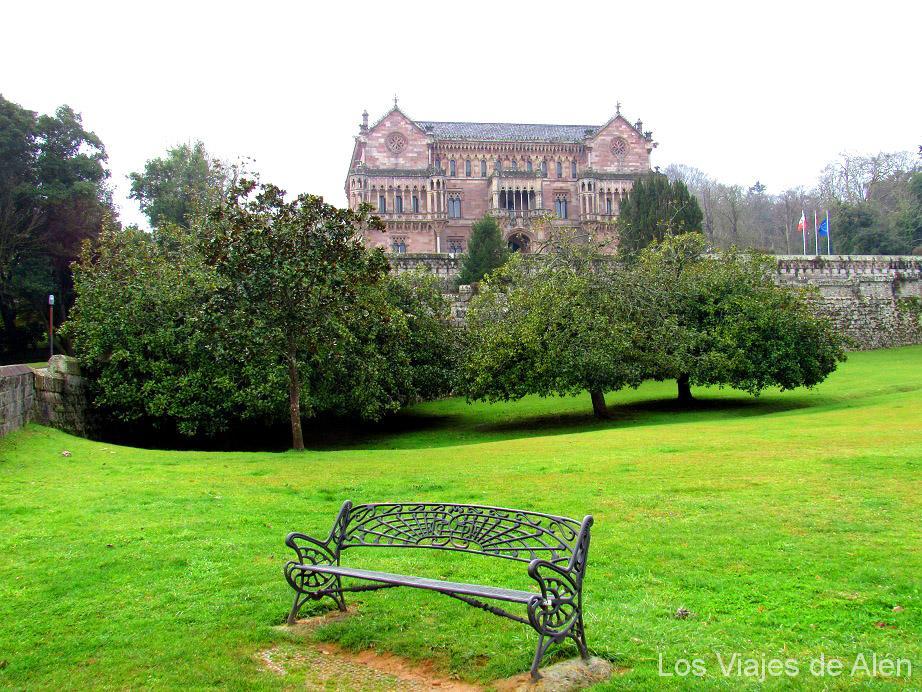 Comillas Palacio de Sobrellano