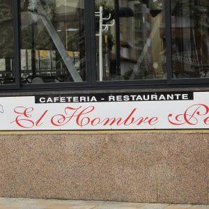 """Restaurante """"El Hombre Pez"""""""