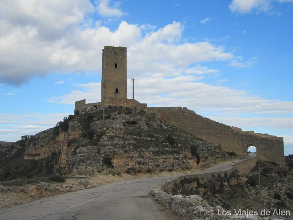 castillo de entrada