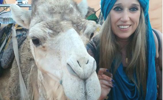 Entrevistas A Ana Belén: Marrakech Y Desierto De Marruecos