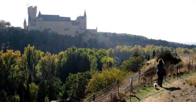 Sendero Panorámico De Segovia