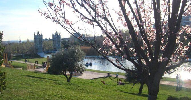 Parque Europa De Torrejón: Un Sueño Monumental