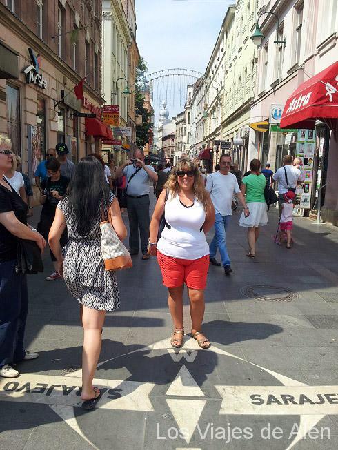 En Esta Vista Nadya Bien Podría Está En Una Calle De Praga