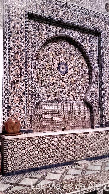 Fuente de Fez