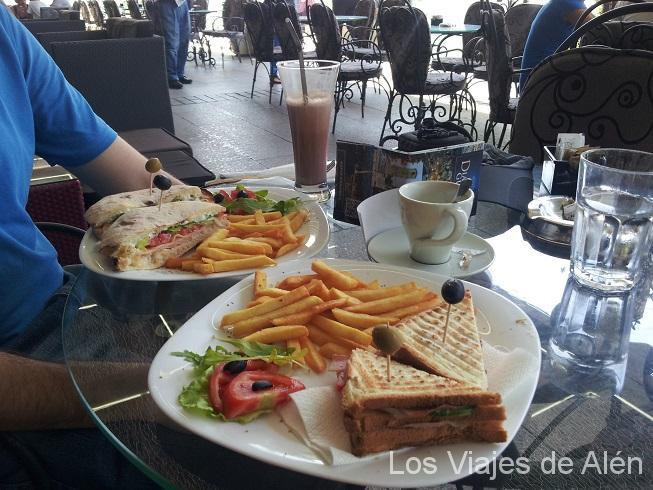 Desayuno en Podgorica