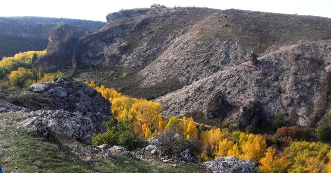 Hoz Del Río Dulce: La Mejor Ruta De Senderismo En Otoño