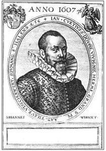 Retrato de Jean Curtius (Fuente: Wikipedia)