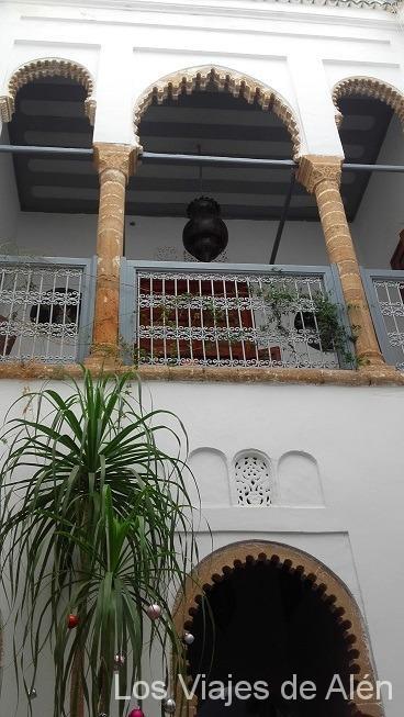 riad Art Riad, nos alojamos en una de sus habitaciones