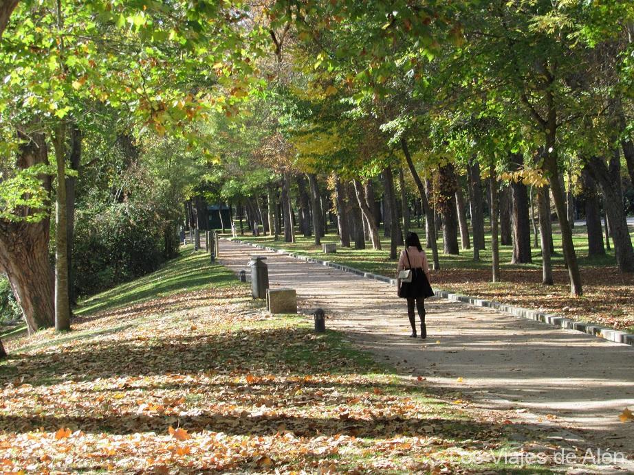 Parque De La Alameda (Segovia)