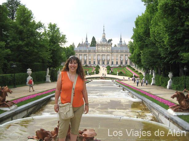 Palacio De La Granja De San Ildefonso