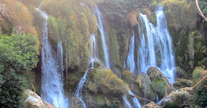 Cascadas De Kravica (Bosnia): Un Paraiso Natural