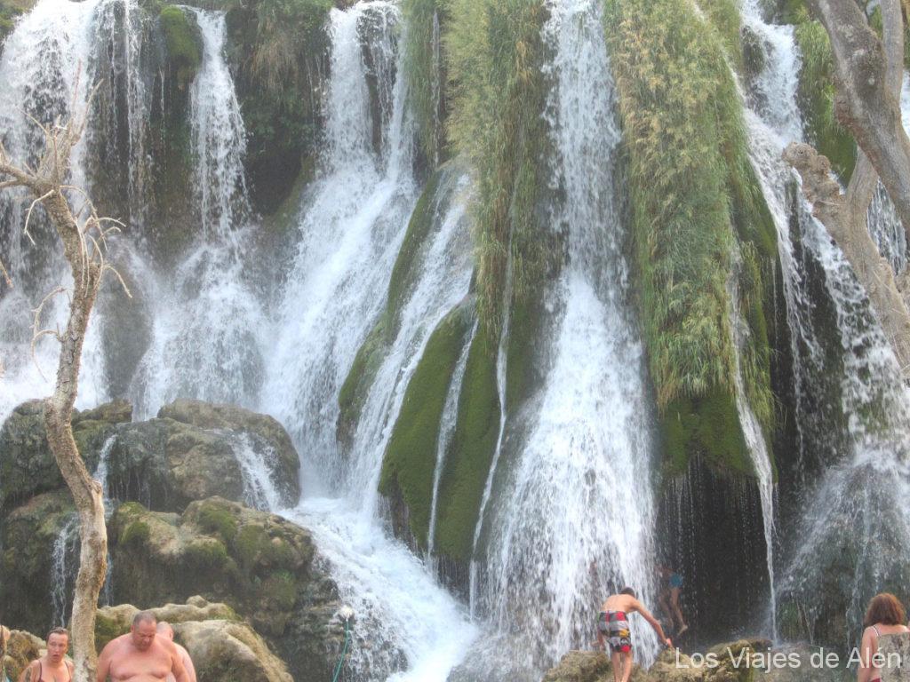 cascadas kravica, Bosnia