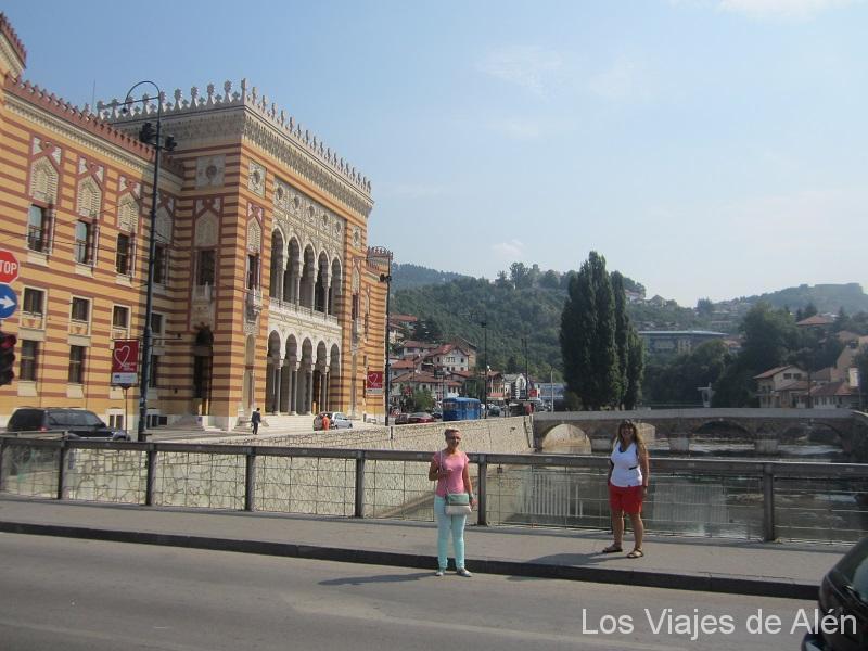 visita guiada a Sarajevo en Español