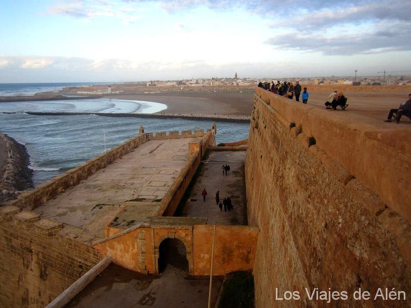 La Kasbah De Rabat