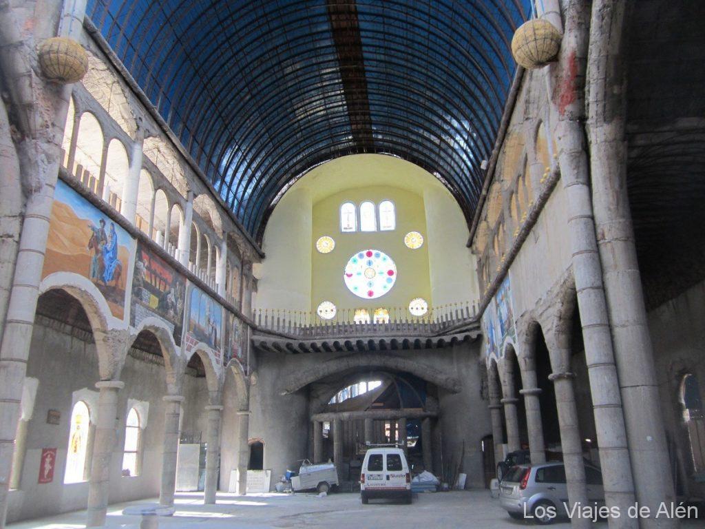 interior Catedral de Justo