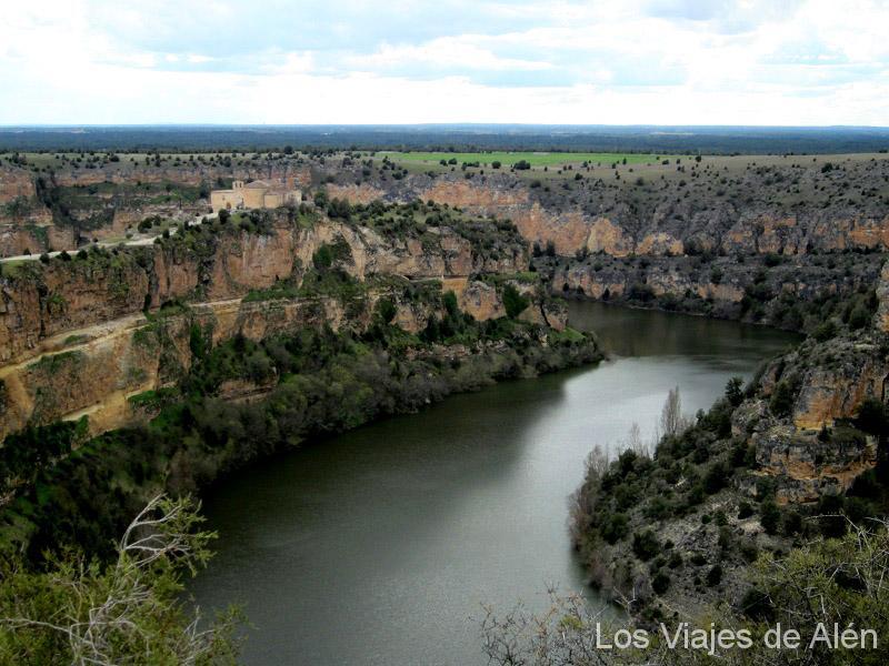 Ermita De San Frutos Y Hoz Del Río Duratón