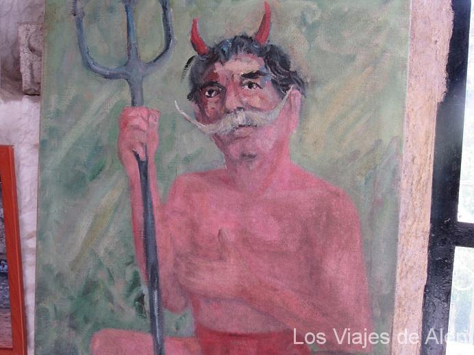 El diablo de Alcalá del Júcar