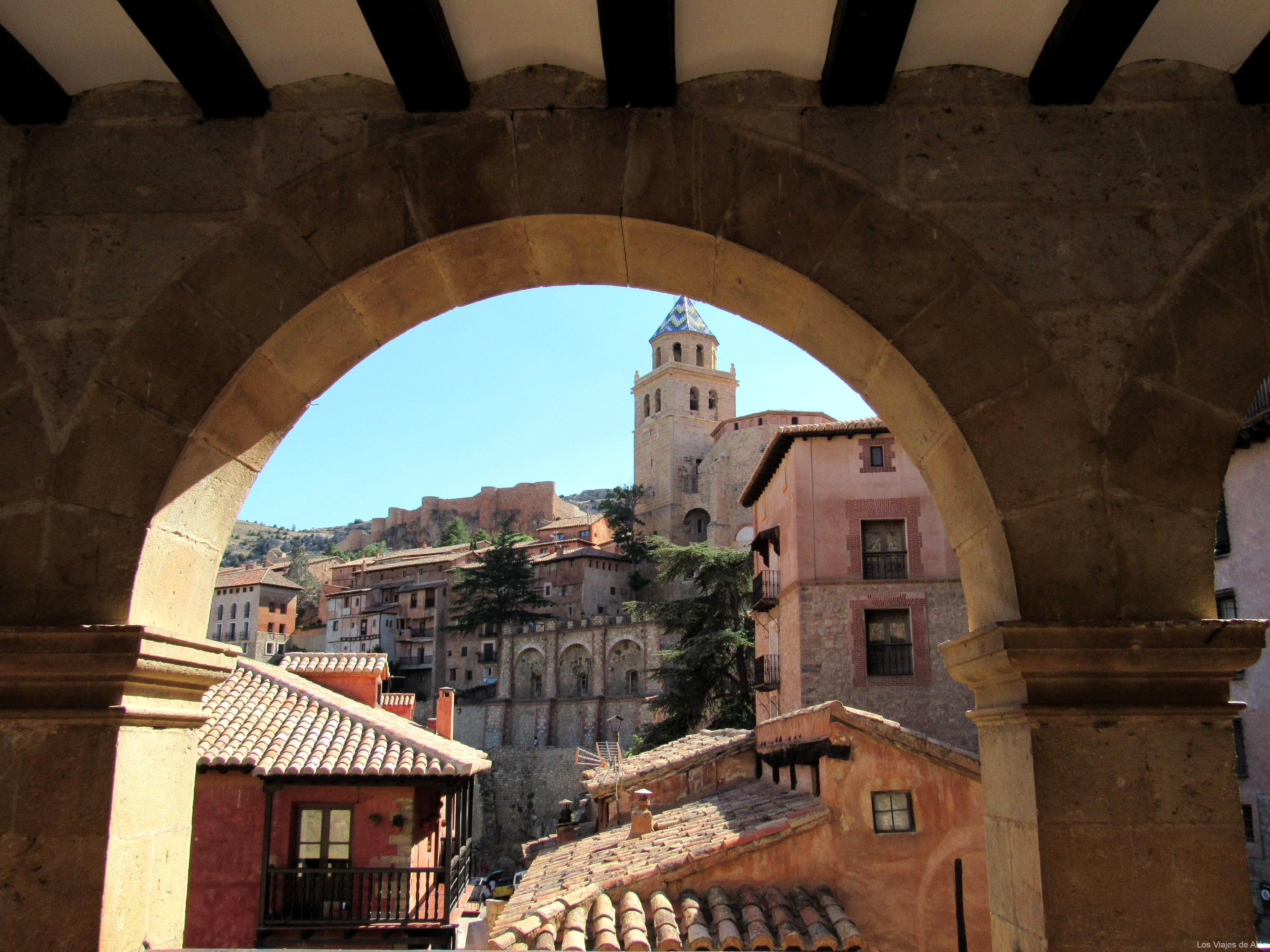 Plaza De Albarracín