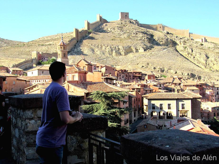 mirador de Albarracín