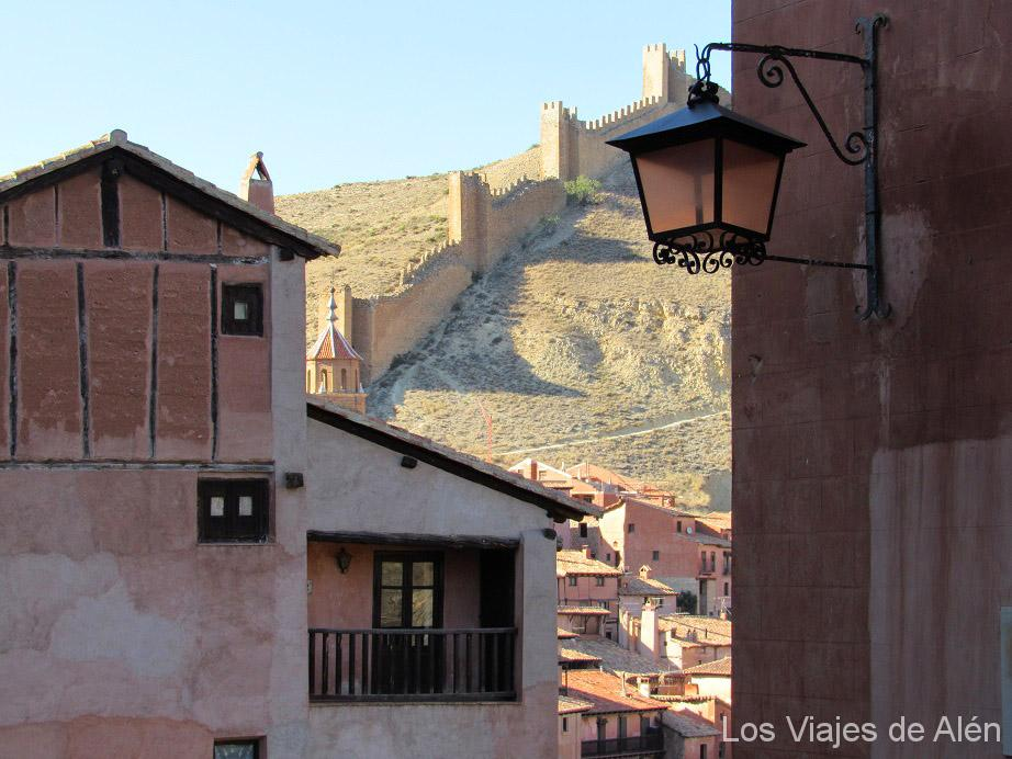 murallas de Albarracín