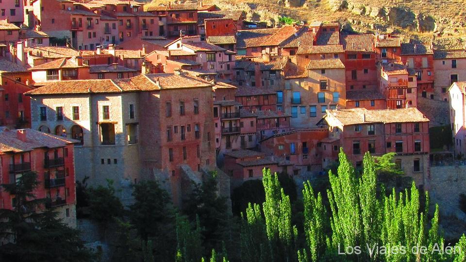 casas de Albarracín, el pueblo más bonito de España. Los viajes de Alén