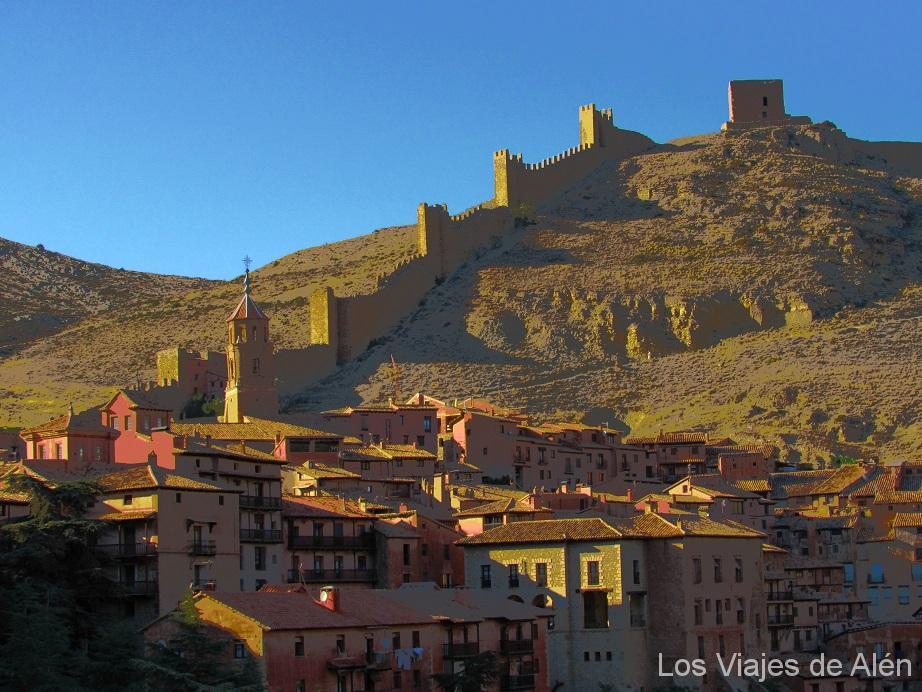 Albarracín. El Pueblos Más Bonito De España. Losviajesdealen