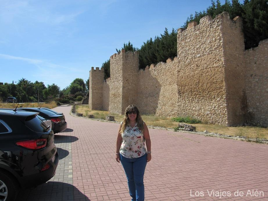 murallas, parque temático del mudéjar
